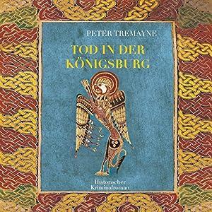 Tod in der Königsburg (Schwester Fidelma ermittelt 7) Audiobook