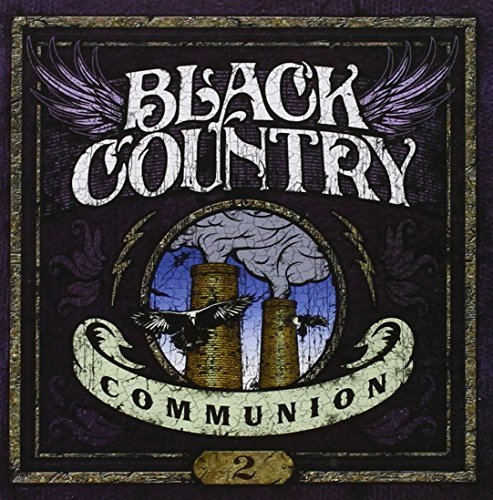 Black Country Communion 2 by J&R Adventures (2011-06-14)