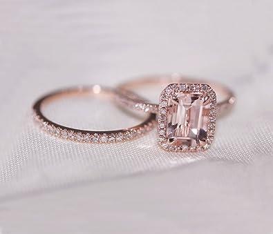 Izyaschnye wedding rings Rose gold wedding ring uk