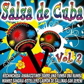 Salsa De Cuba Vol.2