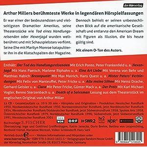 Die Hörspiel-Edition: Tod eines Handlungsreisenden - Hexenjagd - Eine Art Liebe - Brennpu
