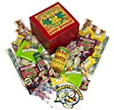 Funkyfoodshop's Super Sour Candy Sampler