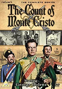 The Count Of Monte Cristo: The Complete Series [DVD] (1956)