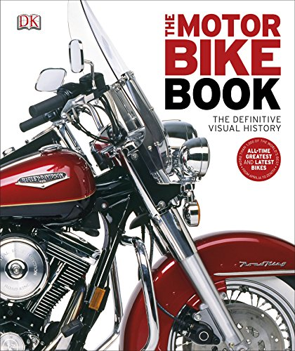 The Motorbike Book (Dk Sports & Activities)
