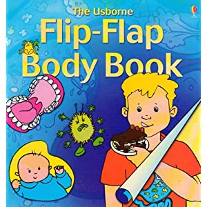 Usborne Flip Flap Body Book
