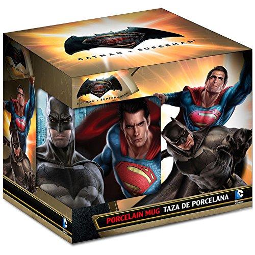 DC Batman Vs. Superman tazza da caffè tazza (wa16018)
