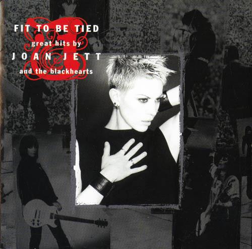 Amazon Com Fit To Be Tied Joan Jett Amp The Blackhearts