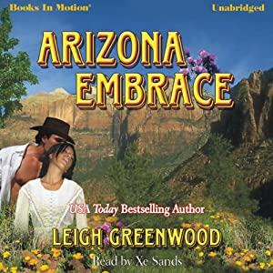 Arizona Embrace Audiobook