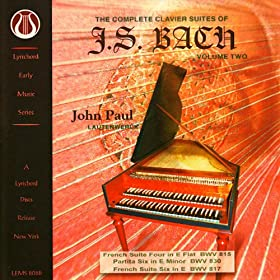 The Complete Clavier Suites of J.S. Bach - Vol. 2
