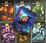 Babylon 5:Complete series Plus The Movie/Crusade Collection [DVD