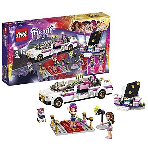 LEGO Friends 41107 Popstar Limousine *Exklusiv für Fachhandel*