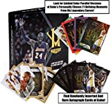 Limited Edition Kobe Bryant Los Angeles Lakers 2015-16 Panini Career Anthology Complete 42 Card Set