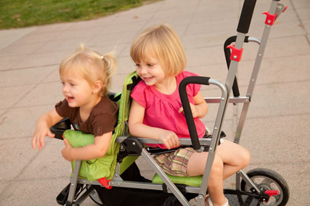 stroller double jogging