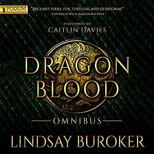 Dragon Blood - Omnibus (Books 1-3) - Lindsay Buroker