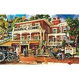Fannie Mae's General Store Jigsaw Puzzle