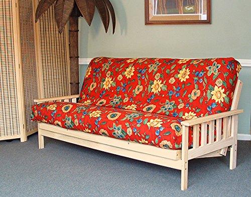 Full Size Savannah Futon Sofa Bed Frame Only Furniture