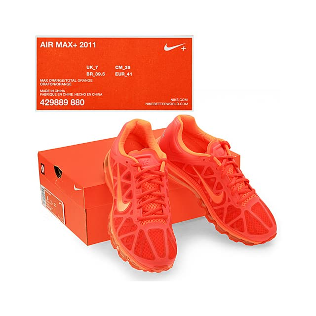 1684eb63f312 Nike Air Max+ 2011 Mens Running Shoes 429889 880 on PopScreen