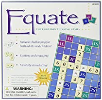 Equate: The Equation Thinking Game