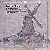 ヒルセ:交響曲集(Gilse:Symphonies 1 & 2)