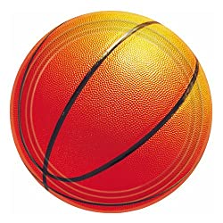 Basketball Fan - Dessert Plates Party Accessory