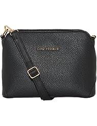 Lino Perros Women's Handbag (Black) - B01IVGK0AO
