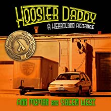 Hoosier Daddy (       UNABRIDGED) by Ann McMan, Salem West Narrated by Christine Williams