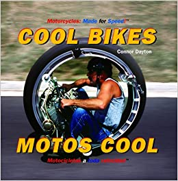 Cool Bikes/Motos Cool (Motorcycles: Made for Speed) Library Binding