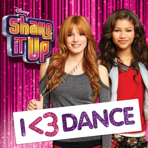 Shake It Up: I <3 Dance (Deluxe Edition with 2 Bonus Tracks) (Shake It Up Break It Down compare prices)
