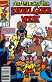img - for An American Tail: Fievel Goes West #3 (February 1992) book / textbook / text book