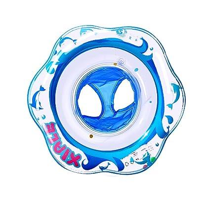New Baby Style de flotteurs gonflables Piscine Flotteurs natation anneau bleu