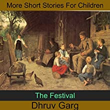 The Festival Audiobook by Dhruv Garg Narrated by John Hawkes