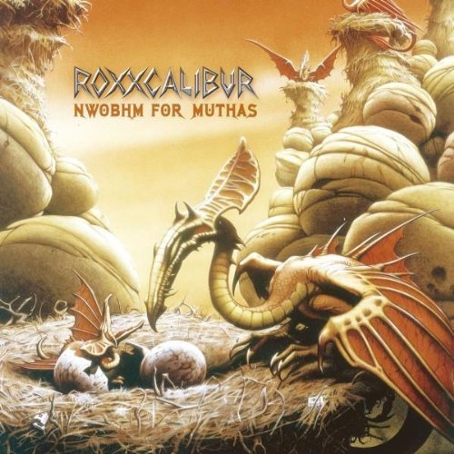 Nwobhm for Muthas by Roxxcalibur (2009-06-16)