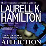 book Affliction Anita Blake Vampire Hunter Book 22 Audible Audio Edition book