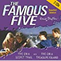 The Famous Five. Five on Treasure Island / Five on a Secret Trail. 2 CDs