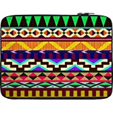 Snoogg Aztec Big Flow 12 To 12.6 Inch Laptop Netbook Notebook Slipcase Sleeve