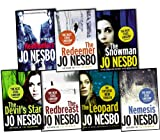 Jo Nesbo Jo Nesbo 7 Books Collection Set Pack RRP 55.93 (The Leopard, The Devils Star, Headhunters, The Redbreast, Nemesis, The snowman, The Redeemer)