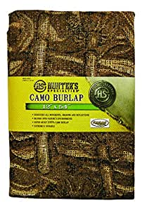 Hunters Specialties Farmland Corn Belt Burlap Camo Blind Material