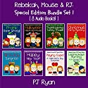 Rebekah, Mouse, & RJ: Special Edition Bundle Set 1: 8 Short Stories for Kids Who like Mysteries, Pranks and Lots of Fun! Audiobook by PJ Ryan Narrated by Gwendolyn Druyor