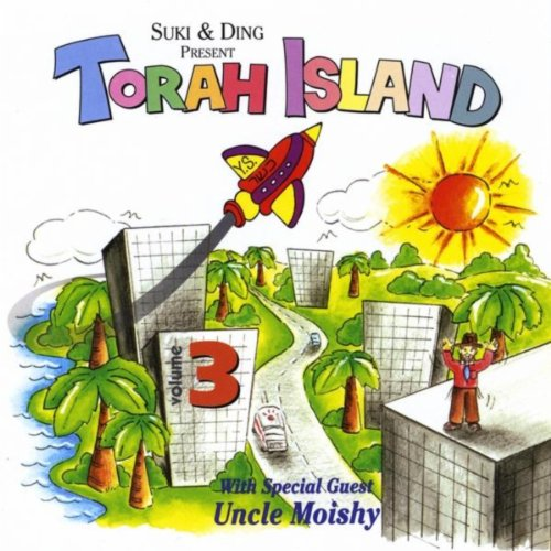 An Adventure on Torah Island - Volume 3 ( Uncle