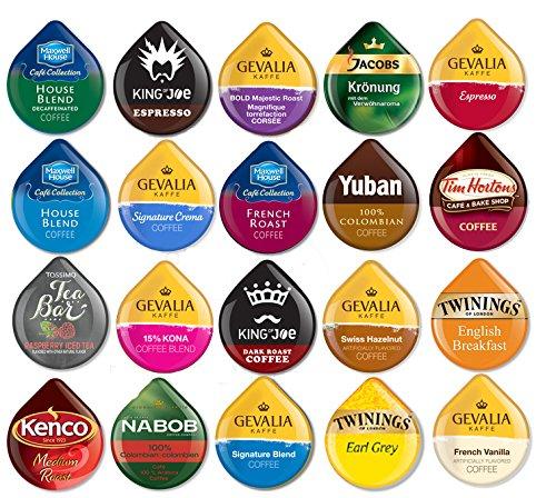 Tassimo Coffee Discs