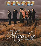 KANSAS: Miracles Out Of Nowhere (Documentary DVD/CD) by Kansas (2015)