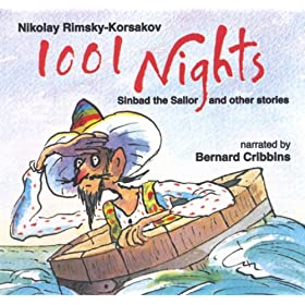 One Thousand And One Nights - Sinbad The Sailor And Other Stories