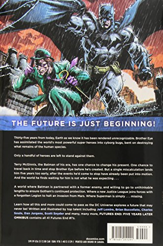 DC Comics The New 52 Five Years Later Omnibus HC