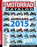 Motorrad-Katalog 2015