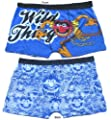 Disney Men's The Muppets Animal Boxer Shorts Trunks (1 Pair)