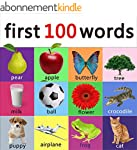 First 100 words - learning book for k...