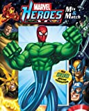 Marvel Heroes Mix and Match (0794412297) by Michael Teitelbaum