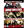 Zombie DVD Triple (Survival of The Dead/Day of The Dead (Remake)/Diary of The Dead)