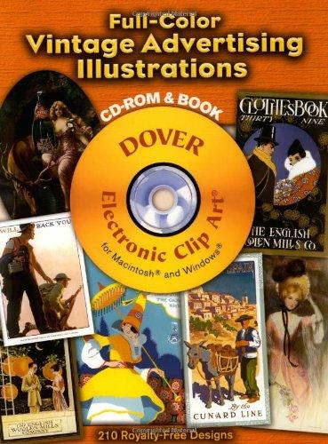 Dover Electronic Clip Art