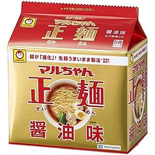 マルちゃん正麺はノンフライ麺でおすすめのインスタントラーメン